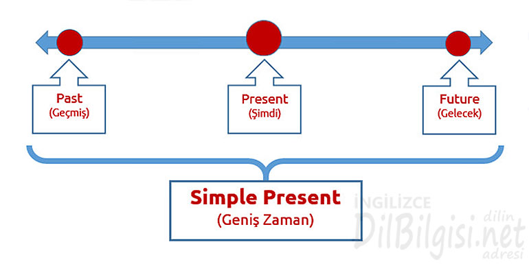 Simple present tense / geniş zaman