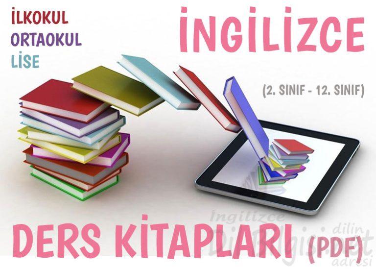 8. Sınıf İngilizce Ders Kitabı (2020-2021)